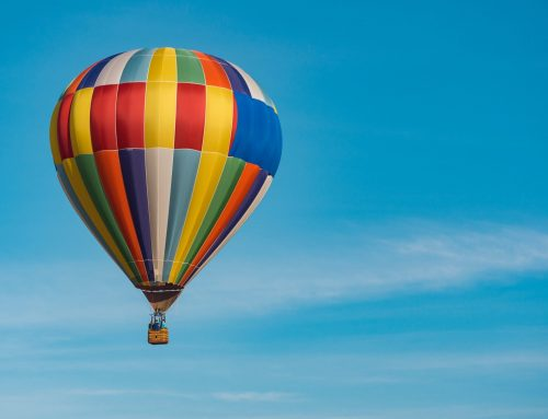 All About the Invention of the Hot Air Balloon
