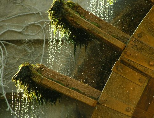 The Invention of the Waterwheel